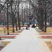 timТимирязевский – мечта жителя мегаполиса, треть площади района занимают парки и скверы.