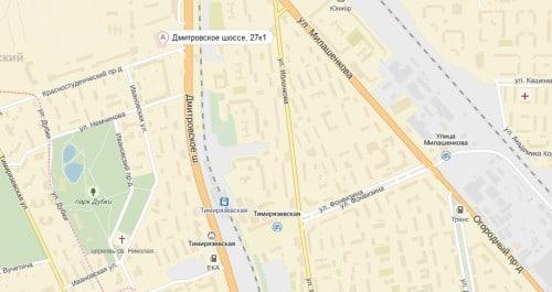 Сейчас от гостиницы Молодежная до метро можно дойти за пять минут, а раньше ближайшей станцией метро была... Новослободская.