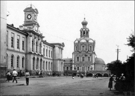 Храм Петра и Павла, 1920-1923 годы