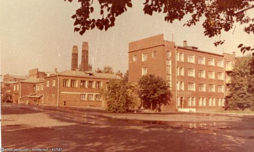 1950 год, Общежитие и котельная