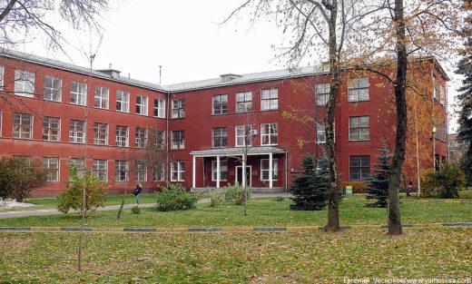 Тимирязевская академия, Совхозный корпус