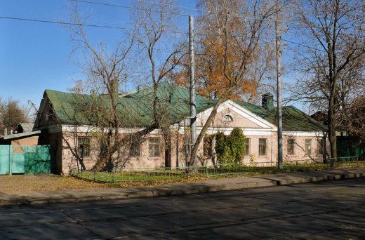 Мастерская на улице Прянишникова