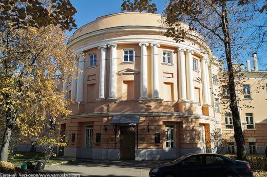 Тимирязевская сельхозакадемия. До революции