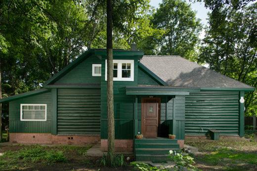 На снимке: дом, расположенный по адресу Тимирязевская, 33, стр. 11. Фотография: Кирилл Лебедев.