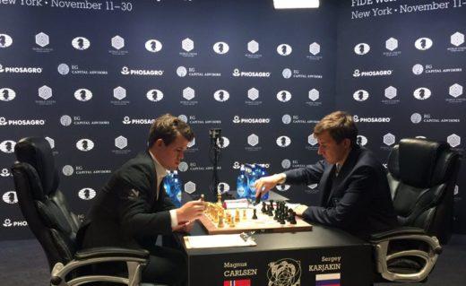 По телевизору каждый день показывают сводки шахматных баталий, которые в конце ноября 2016 года развернулись между гроссмейстерами России и Норвегии за обладание шахматной короны