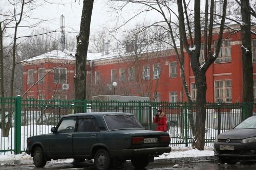 Ивановская улица 19 в 2014 году