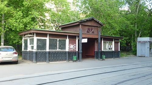 Чугунная трамвайная остановка получит статус объекта культурного наследия