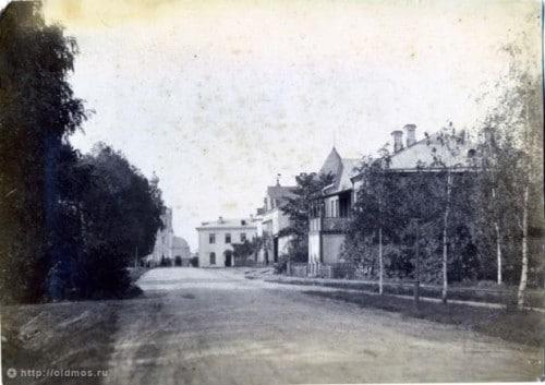 История Тимирязевской улицы