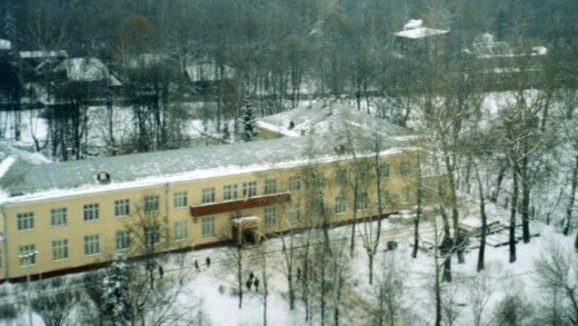 В 1997 году детский дом преобразовали в кадетский корпус