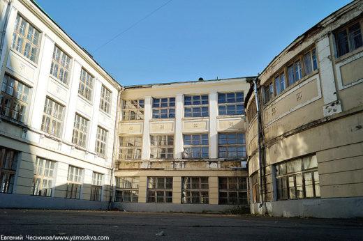 12 учебный корпус Тимирязевской академии