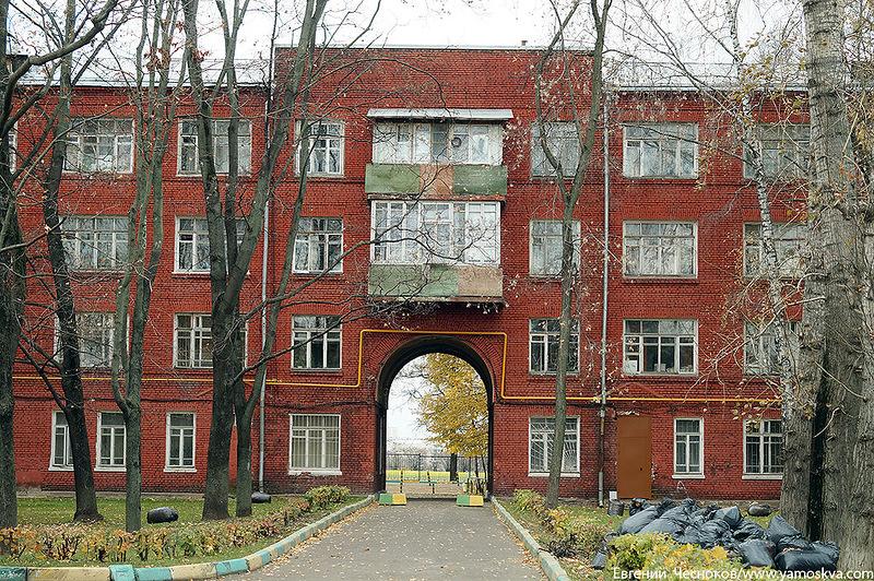 телестройки удалось дом от сельхозакадемии фото при разведении хомяков