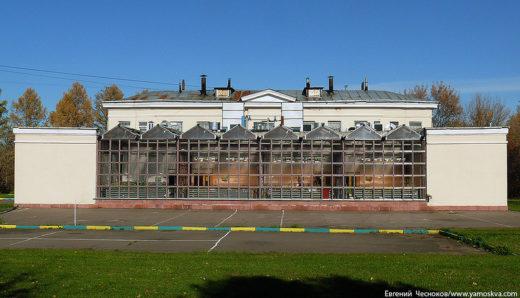 Лаборатория искусственного климата в 1955 году стала первой такой лабораторией в СССР.