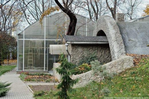Ботанический сад основан в 1896 году профессором Семёном Ивановичем Ростовцевым