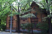 Дом Вильямсов в Тимирязевке