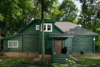 Дом в кооперативном поселке на Тимирязевской улице