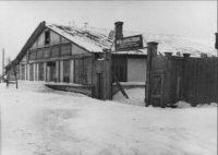 Последний барак Тимирязевской академии перед сносом