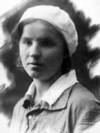 Орлова (Тетерева) Ефросиния Кузьминична